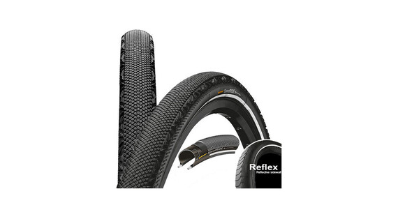 Continental Speed Ride 28 x 1,60 Zoll Reflex schwarz